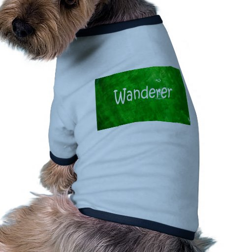 Wanderer Doggie T-shirt