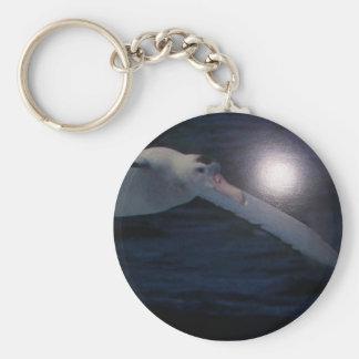 Wandering Albatross keychain