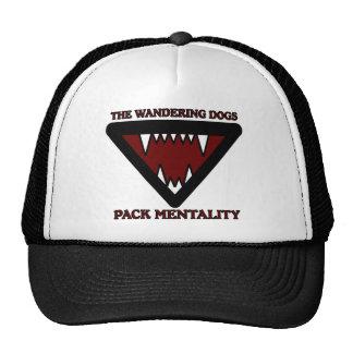 Wandering Dogs Teeth Trucker Hat