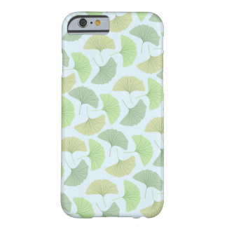 Wandering Green Gingko iPhone 6/6s case