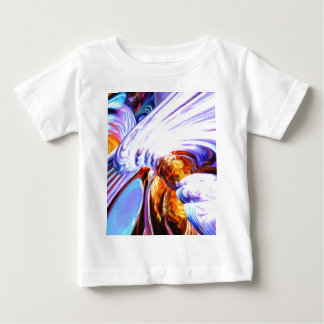 Wandering Helix Painted Abstract Infant T-shirt