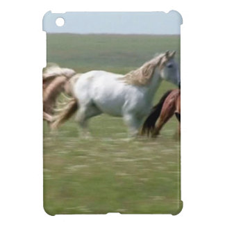 Wandering herd of American MUSTANG Horses iPad Mini Covers