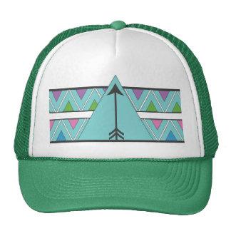 Wandering Ocean Gypsy Hat - Arrow