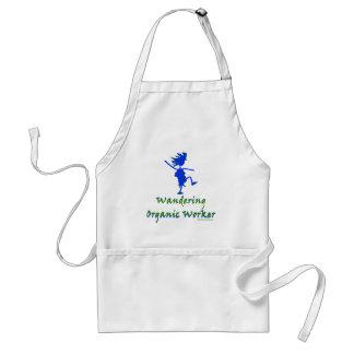 Wandering Organic Worker (WOOFER) Adult Apron