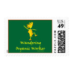 Wandering Organic Worker (WOOFER) Postage