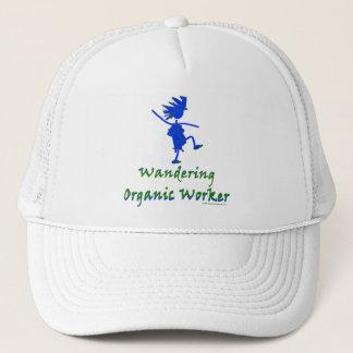 Wandering Organic Worker (WOOFER) Trucker Hat