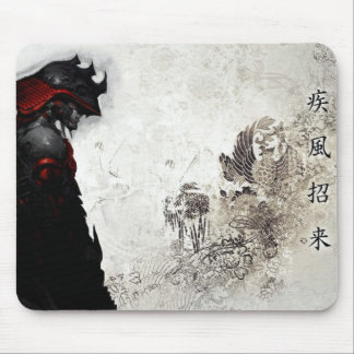 Wandering Samurai Mousepad
