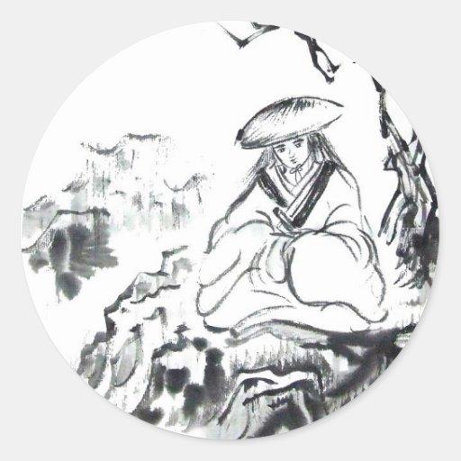 Wandering Samurai Stickers