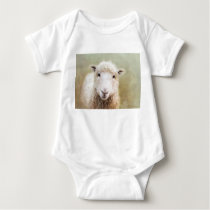 Wandering Sheep Baby Bodysuit