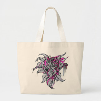Wandering Spirit Large Tote Bag