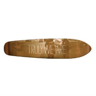 Wandering Streets Skateboard Deck