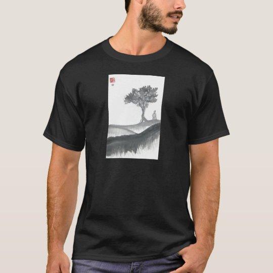 Wandering Taoist Monk T-Shirt