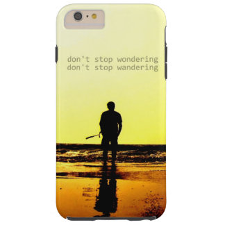 wandering tough iPhone 6 plus case