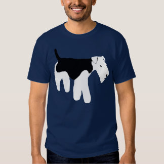 Wandering Welsh Terrier T-shirt