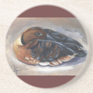 Wandering Whistling Duck Coaster