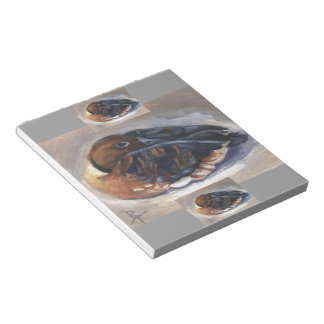 Wandering Whistling Duck Notepad