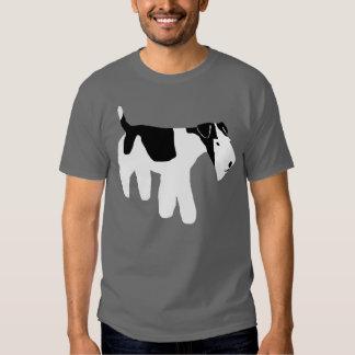 Wandering Wire Fox Terrier T Shirt