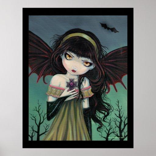 Wanderings Vampire Fairy Poster