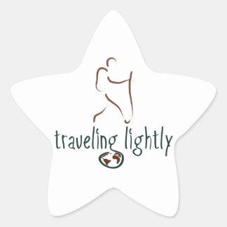 Wanderlust accessories star sticker