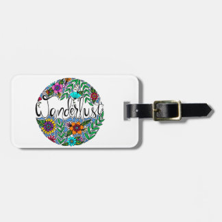 Wanderlust Bag Tag