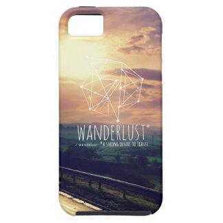 Wanderlust (colinas): cubierta del iPhone Funda Para iPhone 5 Tough