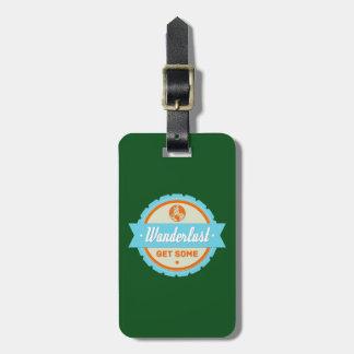 Wanderlust: Get Some Bag Tags