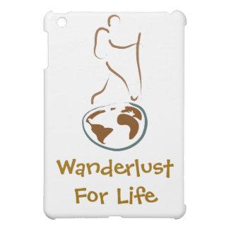 Wanderlust para la caja de la mota de la vida