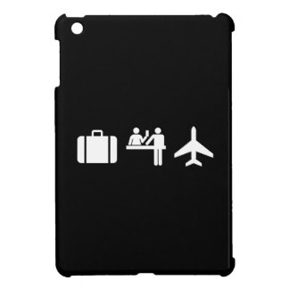 Wanderlust Pictogram iPad Mini Case