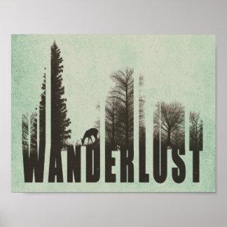 Wanderlust Póster