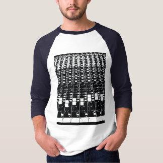 Wanderlust Sound Mix Board EDM Music Festival T-Shirt