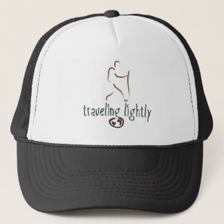Wanderlust T-shirts for all ages. Trucker Hat