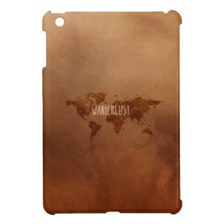 Wanderlust Vintage World Map iPad Mini Cases