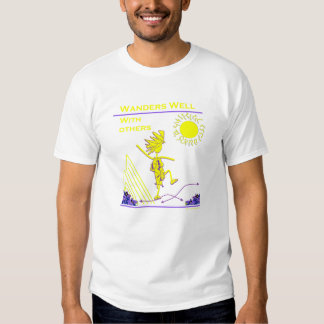 Wanders Well With Others T-shirt