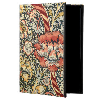 Wandle by William Morris, Vintage Textile Fine Art Cover For iPad Air