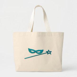 WandMask Jumbo Tote Bag