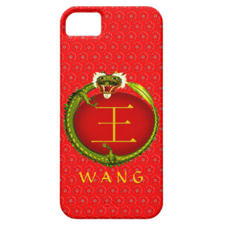 Wang Monogram Dragon iPhone SE/5/5s Case