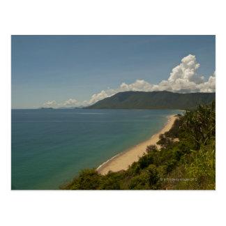 Wangetti  Breach from  Rex Lookout, near Postcard
