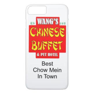 WANG'S CHINESE BUFFET iPhone 7 PLUS CASE