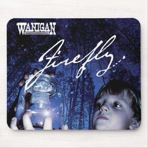 Wanigan Firefly Mousepad