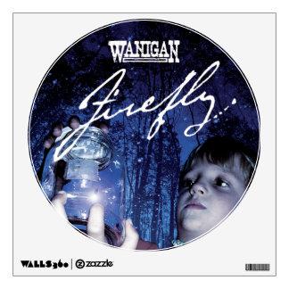 Wanigan Firefly Wall Decal
