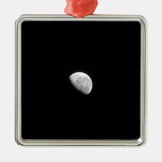 Waning Moon 2 Metal Ornament