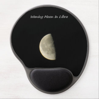 Waning Moon In Libra Gel Mouse Pad