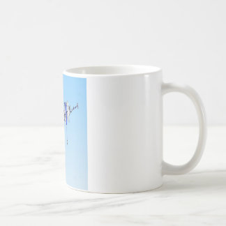 Wankel soplado separado taza de café