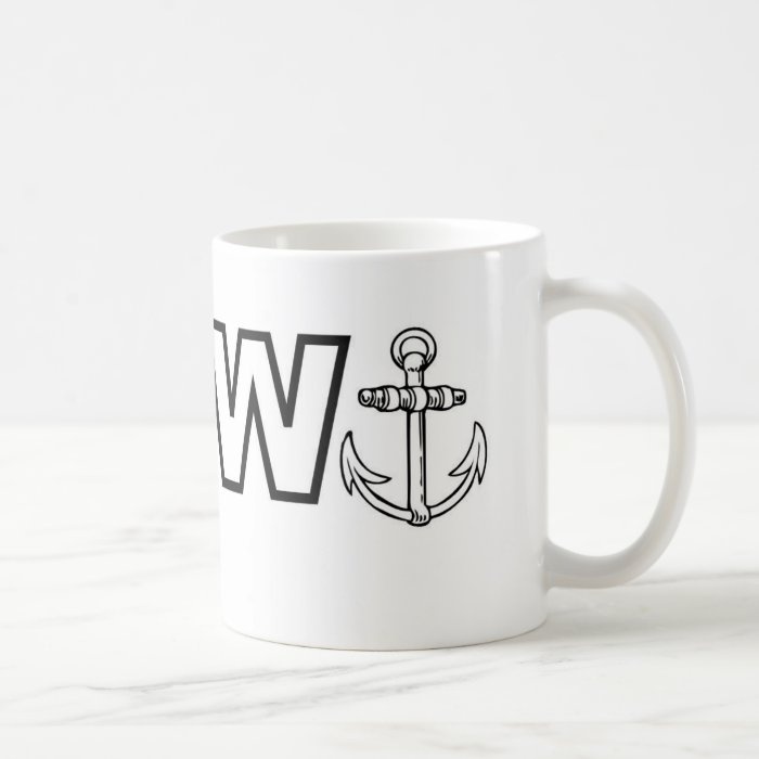 Wanker Mug. Coffee Mug
