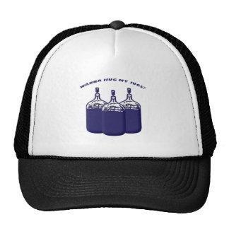 Wann Hug My Jugs Hat