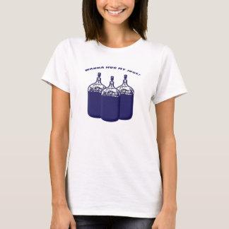 Wann Hug My Jugs T-Shirt
