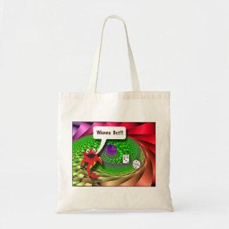 Wanna Bet Tote Bag