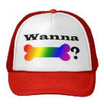 Wanna bone? trucker hat