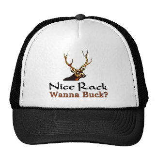 Wanna Buck? Trucker Hat