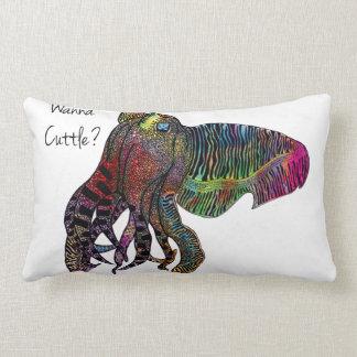 Wanna Cuttle Pillow